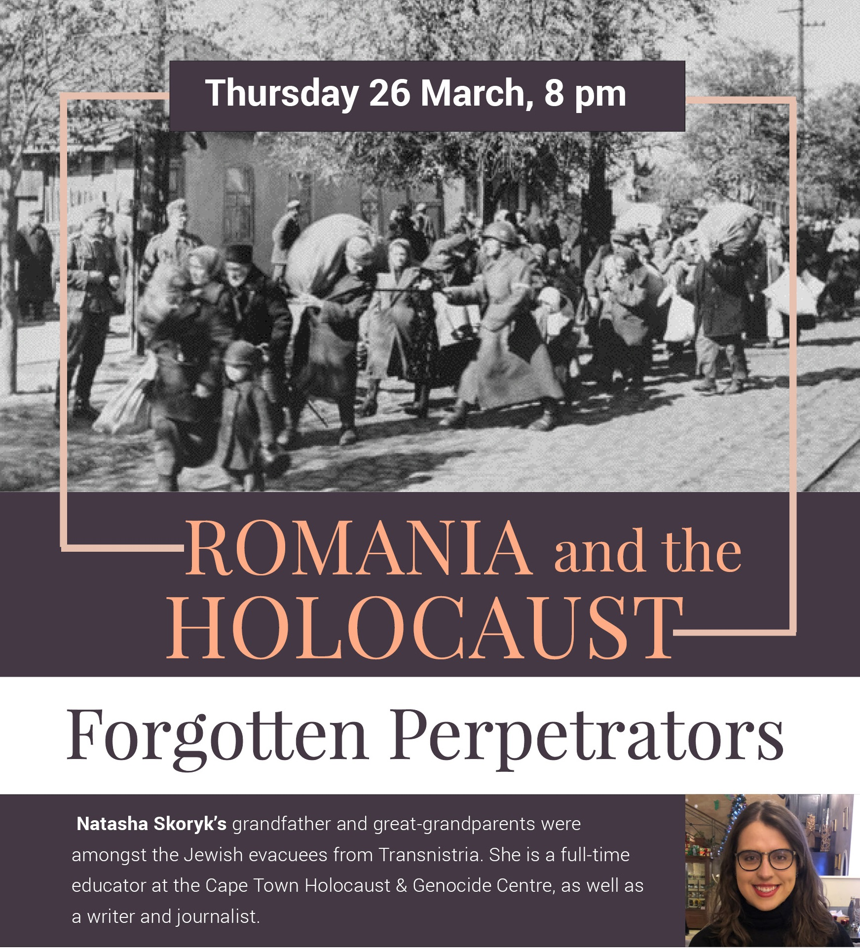 Natasha_Skoryk-CTHGC-Romania-and-the-Holocaust