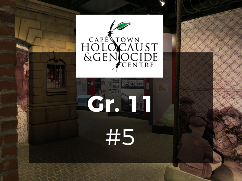 Gr 11 - 5