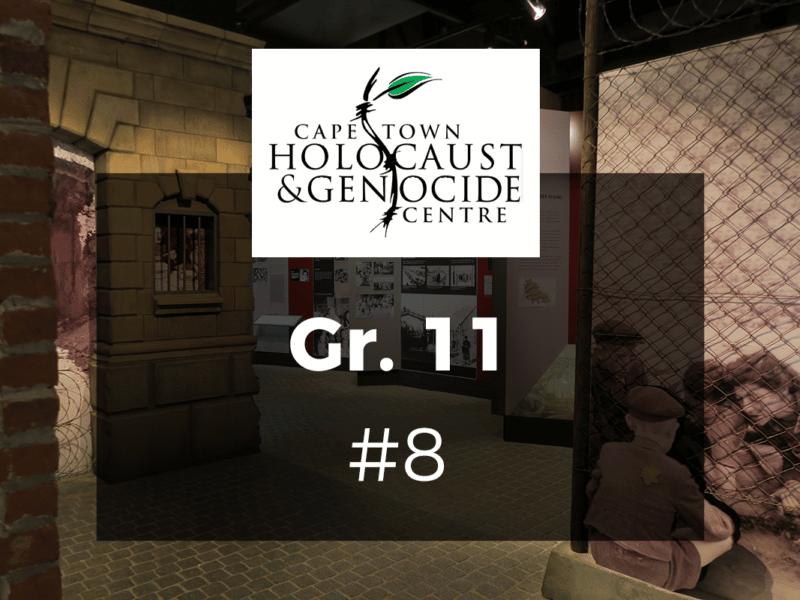 Gr 11 - 8