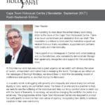 CTHGC Newsletter September 2017