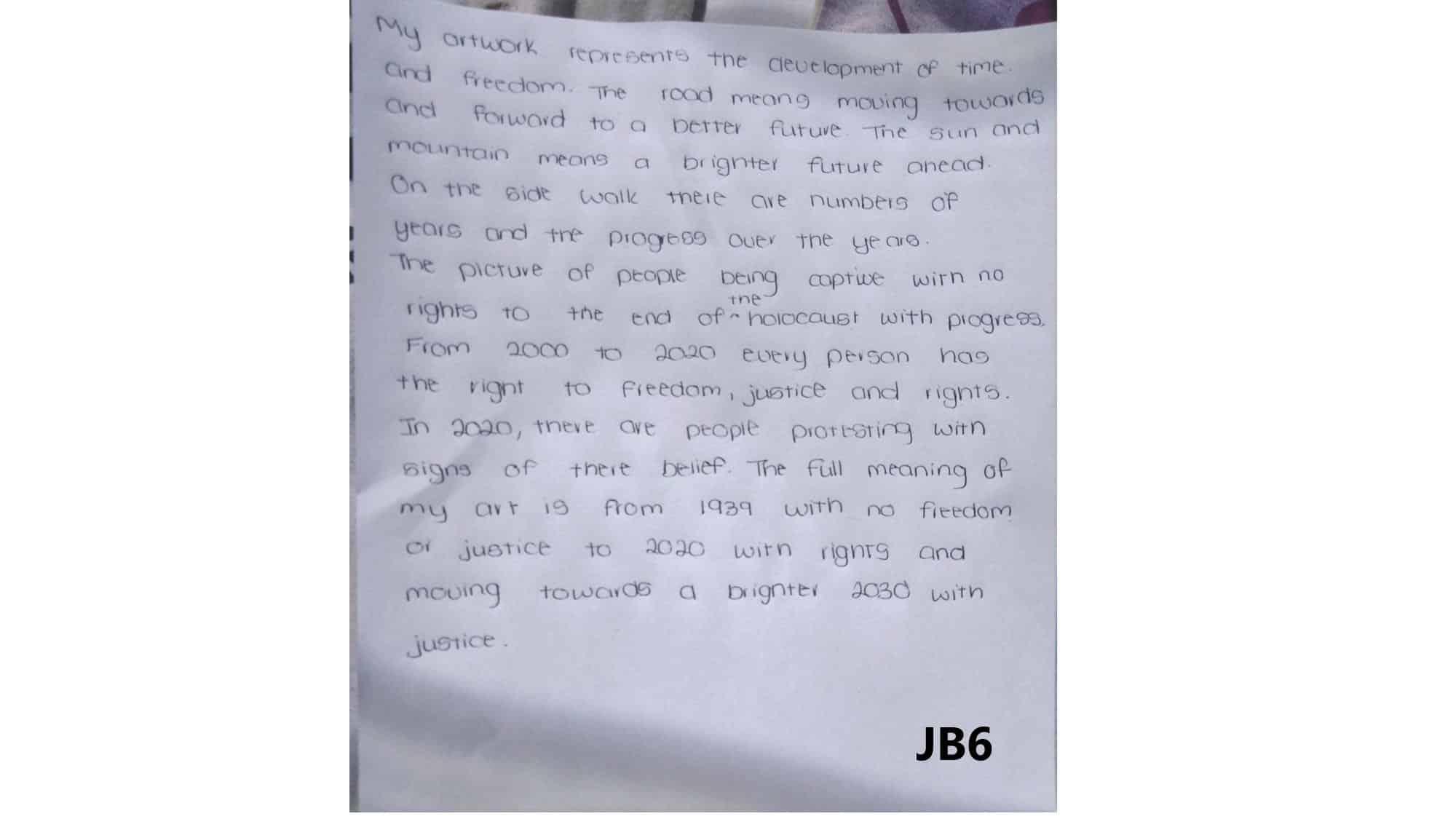 JB6 - brief
