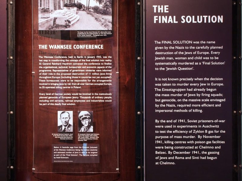 CTHGC The Wannsee Conference